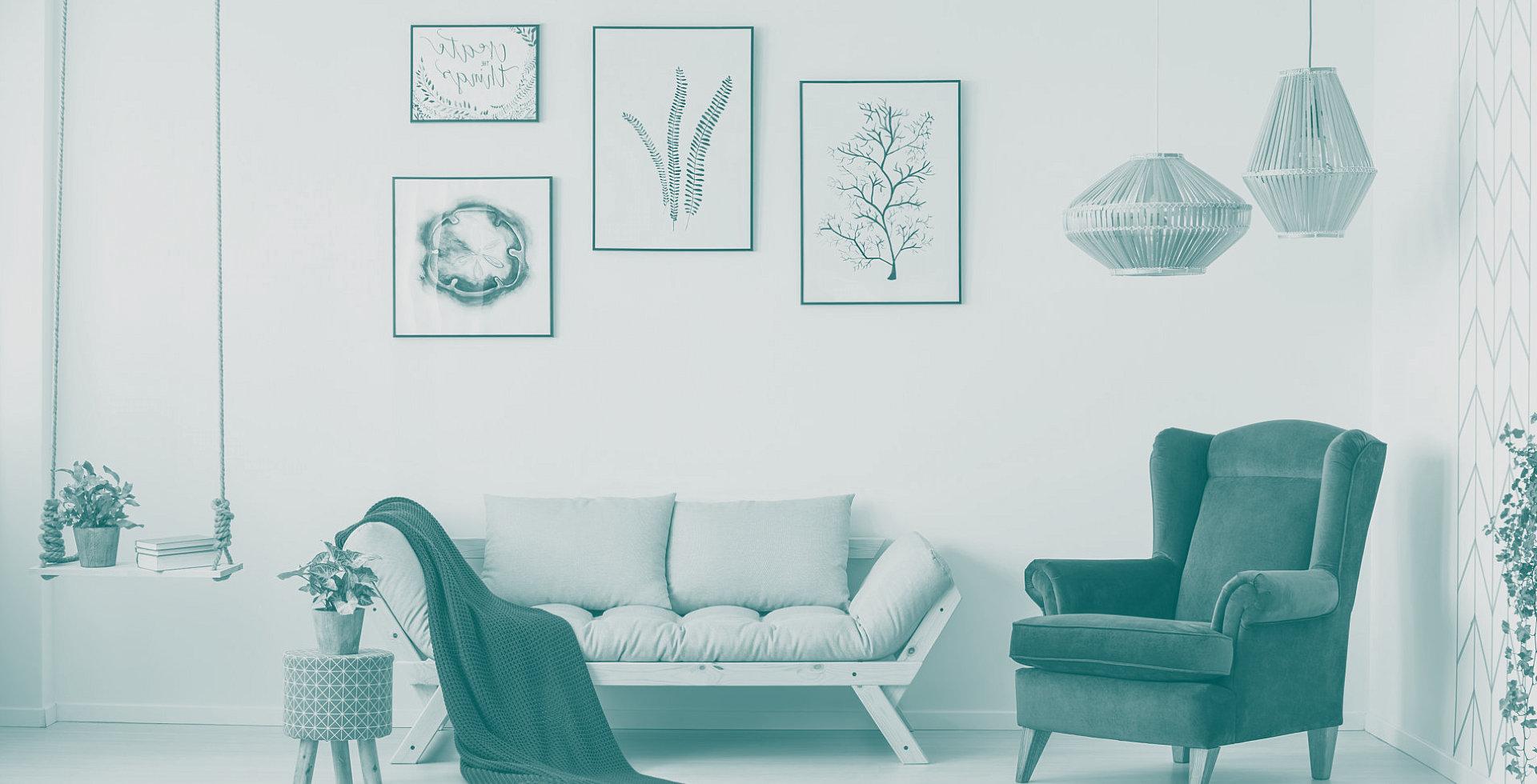 indoor home view